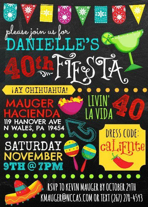 Como organizar una fiesta mexicana para adultos 9 - Organizar fiesta de cumpleanos adultos ...