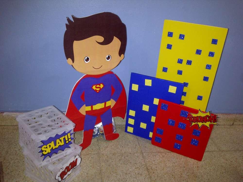 Cumpleanos de superman para ninos 11 decoracion de - Videos de cumpleanos para ninos ...
