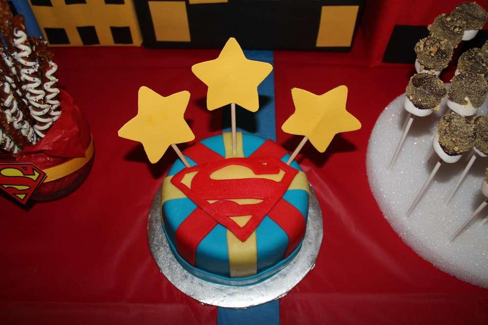 Cumpleanos de superman para ninos 8 decoracion de fiestas cumplea os bodas baby shower - Decoracion para cumpleanos de ninos ...