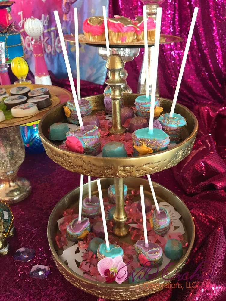 Ideas de Shimmer y Shine para fiesta