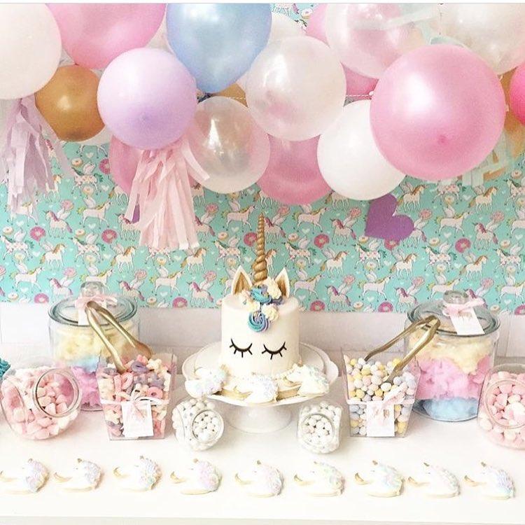 Ideas para decorar con globos fiestas de cumpleaños