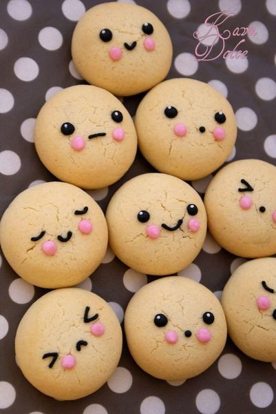 Galletas kawaii personalizadas