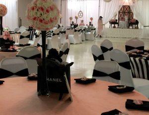 ¡Baby Shower estilo Chanel!