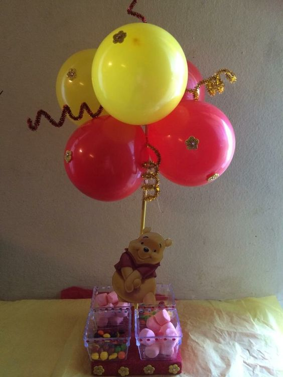 Decoracion de winnie pooh para fiestas 14 decoracion for Decoracion winnie pooh para fiesta infantil
