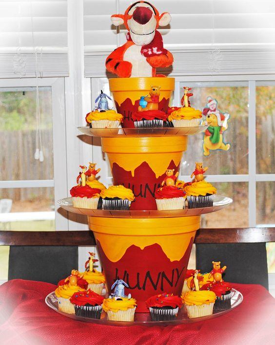 Decoraci n de winnie pooh para fiestas for Decoracion winnie pooh para fiesta infantil