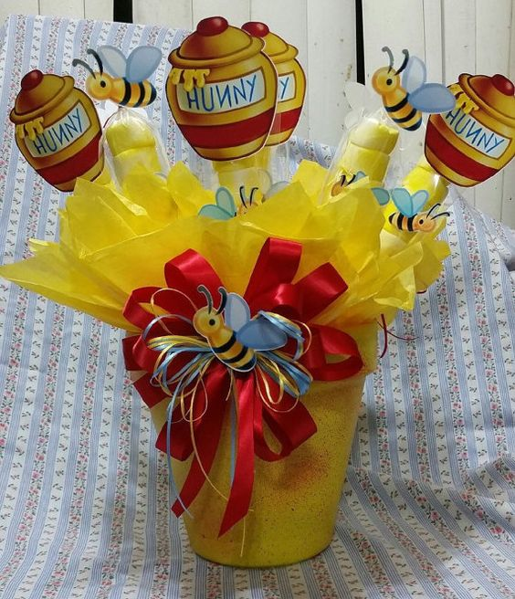 Decoracion de winnie pooh para fiestas 25 decoracion for Decoracion winnie pooh para fiesta infantil
