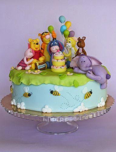 Decoracion de winnie pooh para fiestas 5 decoracion de for Decoracion winnie pooh para fiesta infantil