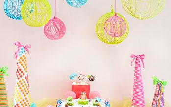 Decoración económica para cumpleaños