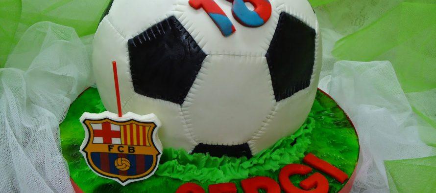 Diseños de pasteles para 18 años – hombre