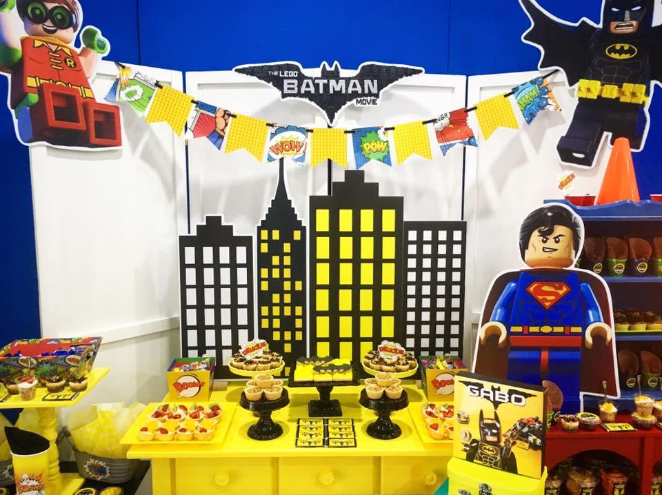 Fiesta de superheroes para ni os 13 decoracion de fiestas cumplea os bodas baby shower - Decoracion fiestas infantiles para ninos ...