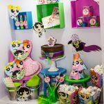 Fiesta Infantil de las Chicas Superpoderosas