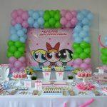 Fiesta Infantil de las Chicas SuperpoderosasFiesta Infantil de las Chicas Superpoderosas