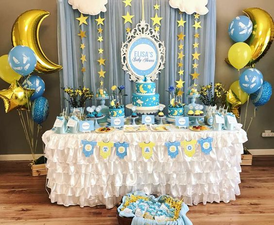 Ideas Para Decorar Un Baby Shower Archivos Decoracion De Fiestas