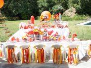 Idea Temática para Una fiesta de Segundo Aniversario Año para Niño