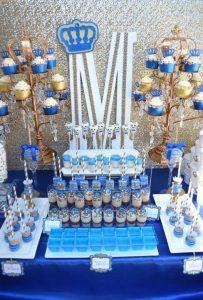 Ideas para un cumpleaños con temática de la realeza