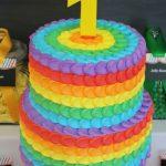 Ideas para un cumpleaños de arcoiris