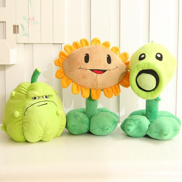 juguetes para decorar tu fiesta de plants vs zombies