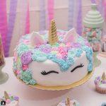 Los mejores diseños en pasteles de unicornios