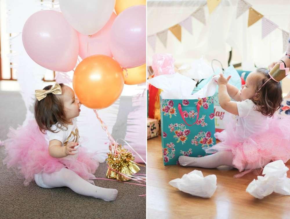 ideas para celebrar el primer a o de tu hija en casa On ideas para celebrar el primer ano de mi hija