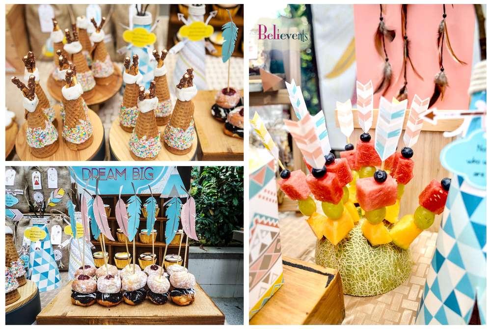 Ideas para una Fiesta al más puro Estilo Hipee: Atrapasueños para Decorar el Cumpleaños de Tu Princesa