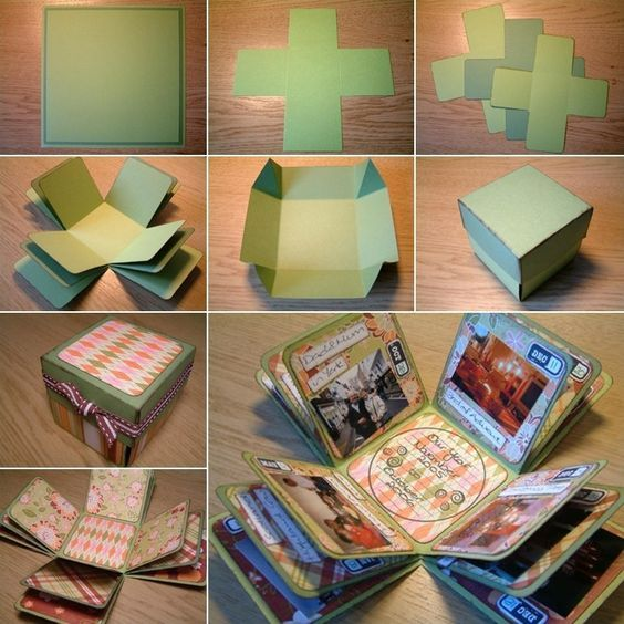 Valentine Gift Idea 2 Home Decor Frame Layout: Cajas Para Regalos Sorpresa