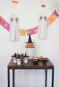 Como hacer una fiesta de halloween para niños