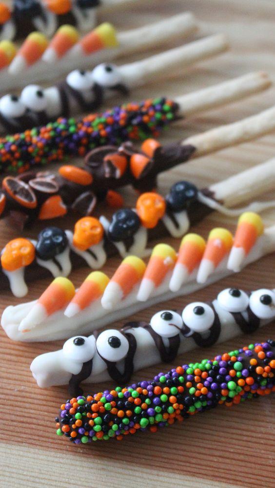 Como hacer una fiesta de halloween para ninos 7 - Como preparar una fiesta de cumpleanos ...