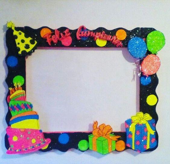 Como hacer una neon party decoracion de fiestas - Como hacer una fiesta de cumpleanos ...