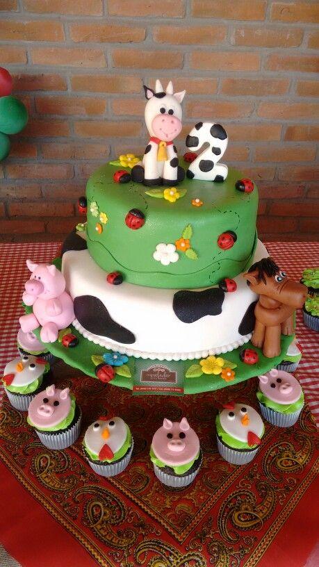 Decoracion de la granja de zenon para cumpleanos 14 decoracion de fiestas cumplea os bodas - Ideas fiesta inauguracion piso ...