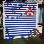 Fiesta de marinero para niños