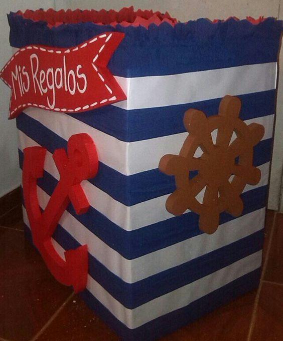 Fiesta De Marinero Para Ninos 2 Decoracion De Fiestas Cumpleaños Bodas Baby Shower Bautizo Despedidas