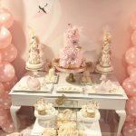 Imágenes de Fiesta para niña de ballet y cisnes