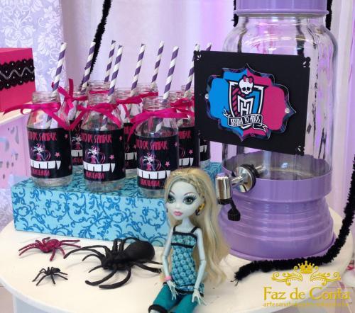 Cumpleaños de Monster High para niñas