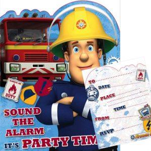 Fiesta de Sam el bombero