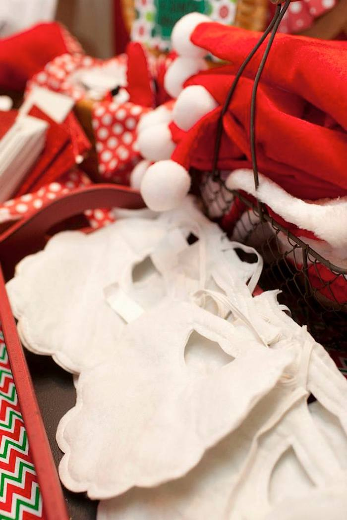 Decoracion de un Cumpleanos para Navidad (20)