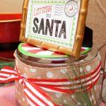 Decoracion de un Cumpleanos para Navidad (5)