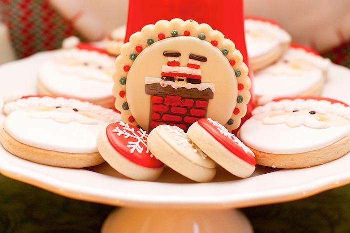 Galletas navideñas para fiestas