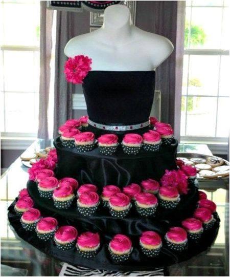 Dise os para cupcakes una alternativa al pastel 5 - Decoracion alternativa ...