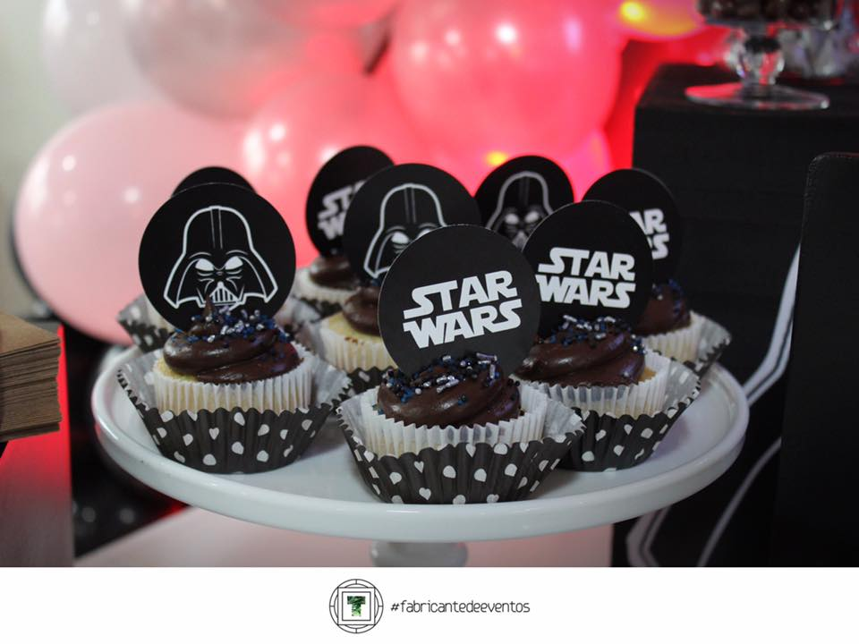 Fiesta tem tica de star wars for Decoracion star wars