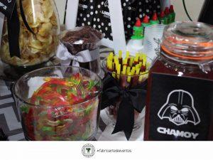Fiesta Temática de Star Wars (12)