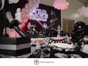 Fiesta Temática de Star Wars (2)