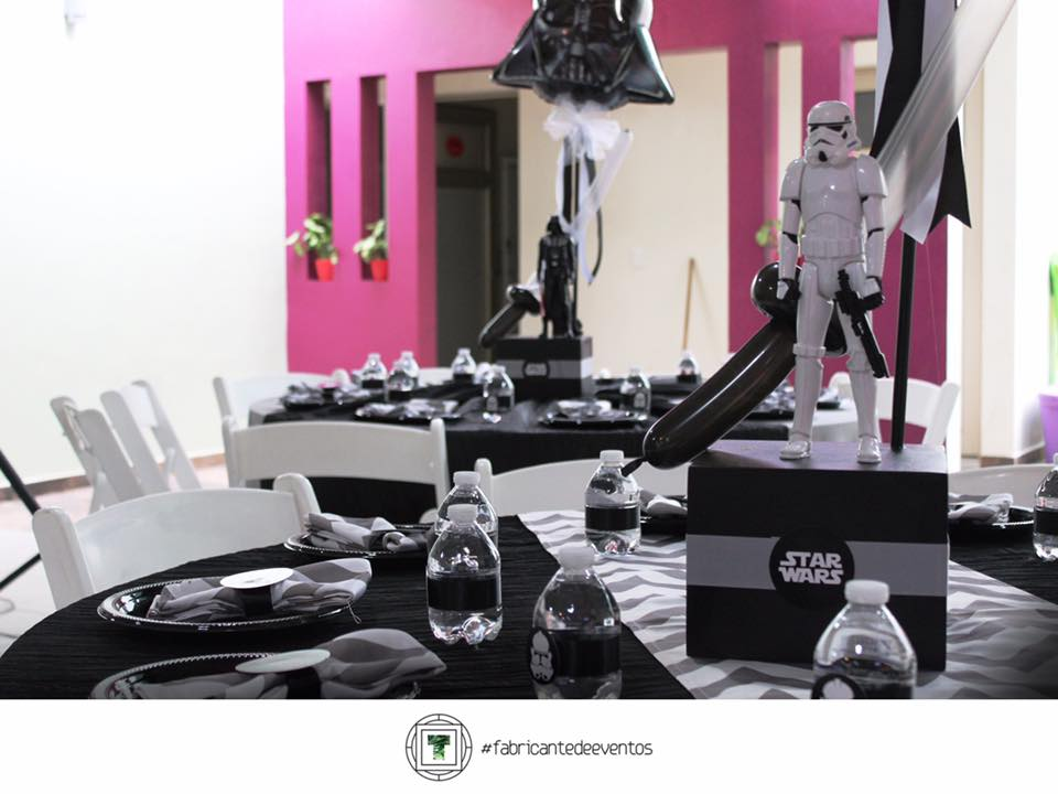 Fiesta Temática de Star Wars
