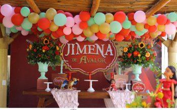 Fiesta de Princesa Elena de Ávalor
