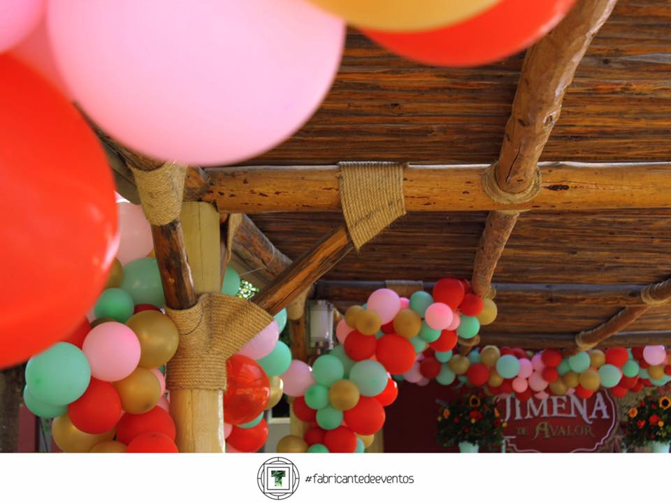 Fotos de fiesta de Elena de Avalor