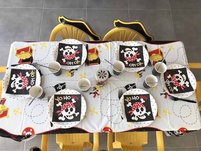 Ideas para una Fiesta de Piratas (15)