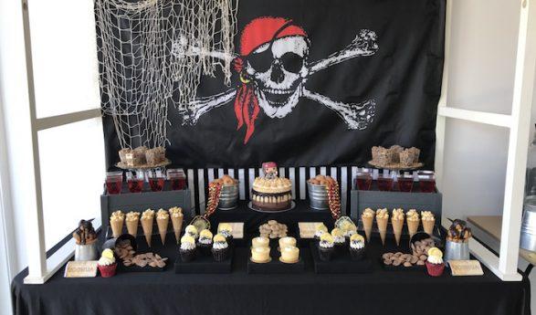Ideas para una Fiesta de Piratas