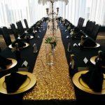 decoracion de eventos en color dorado (17)