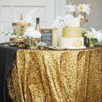 decoracion de eventos en color dorado (24)