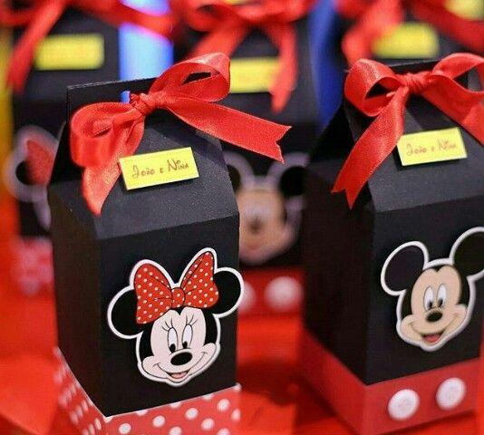 d085fe41c Dulceros económicos de Mickey Mouse para fiestas -