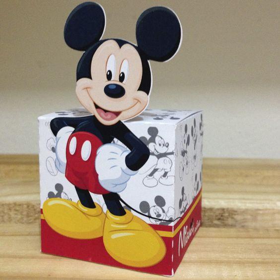 Dulceros de mickey mouse originales